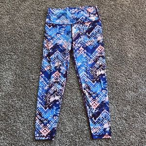 Aerie Play Patterned Legging